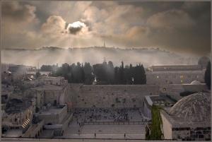 Linda foto Jerusalém!