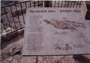 mapa area sagrada